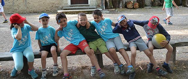 GREST 2014: felicità a servizio dei piccoli